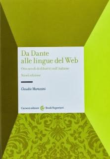 Marazzini, Da Dante alle lingue del Web