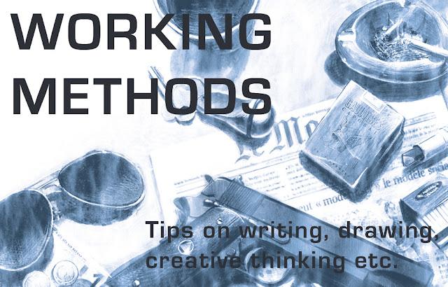 Working methods: SEEK KNOWLEDGE