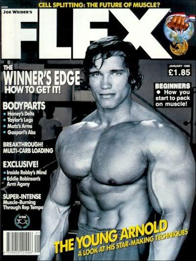 Rock Hard Fitness Workouts Arnold Schwarzenegger Mr