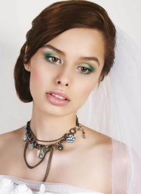Makijaż ślubny Weroniki