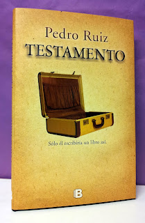 Portada del libro Testamento