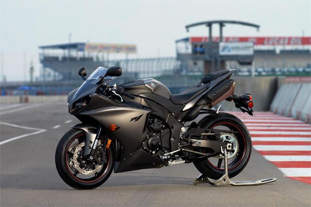 Modifikasi Motor Yamaha YZF-R1