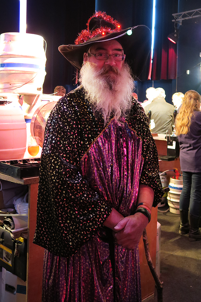 Beertown Malton March 2015 at Milton Rooms
