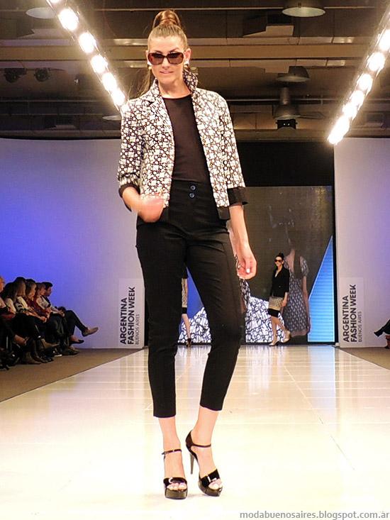 Adriana Costantini primavera verano 2015. Moda ropa de mujer primavera verano 2015.
