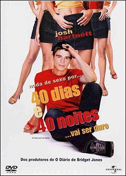 Download - 40 Dias e 40 Noites DVDRip - AVI - Dual Áudio
