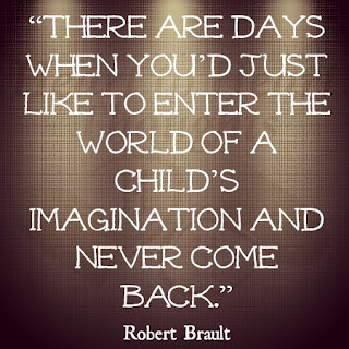 The World of A Child's Imagination
