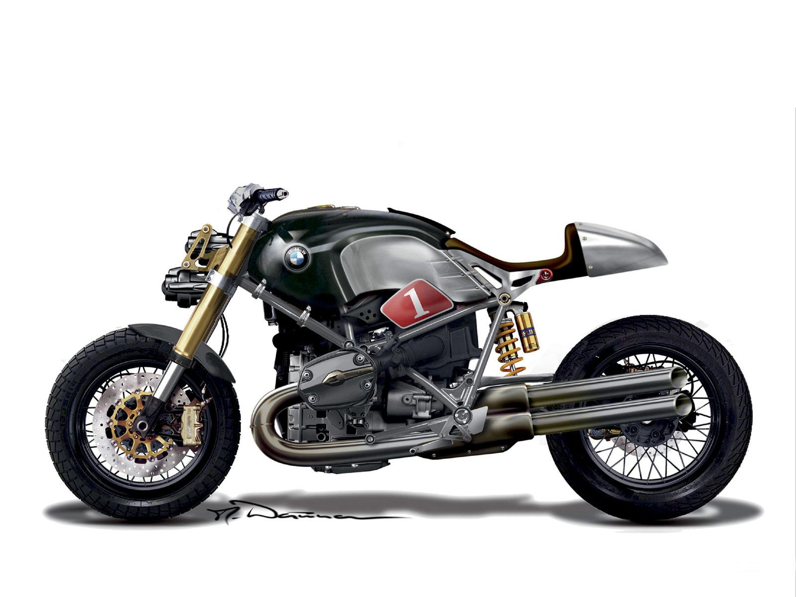 2009 Bmw Lo Rider Motorcycle Desktop Wallpaper Specifications