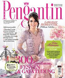 IZbridal&beauty Dalam Majalah Pengantin Edisi Julai 2011