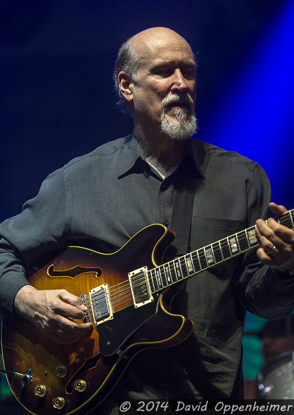 John Scofield with Gov't Mule