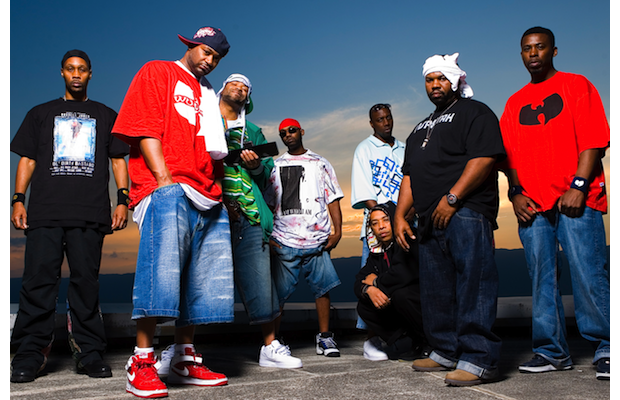 Wu Tang Clan Six Directions Of Boxing