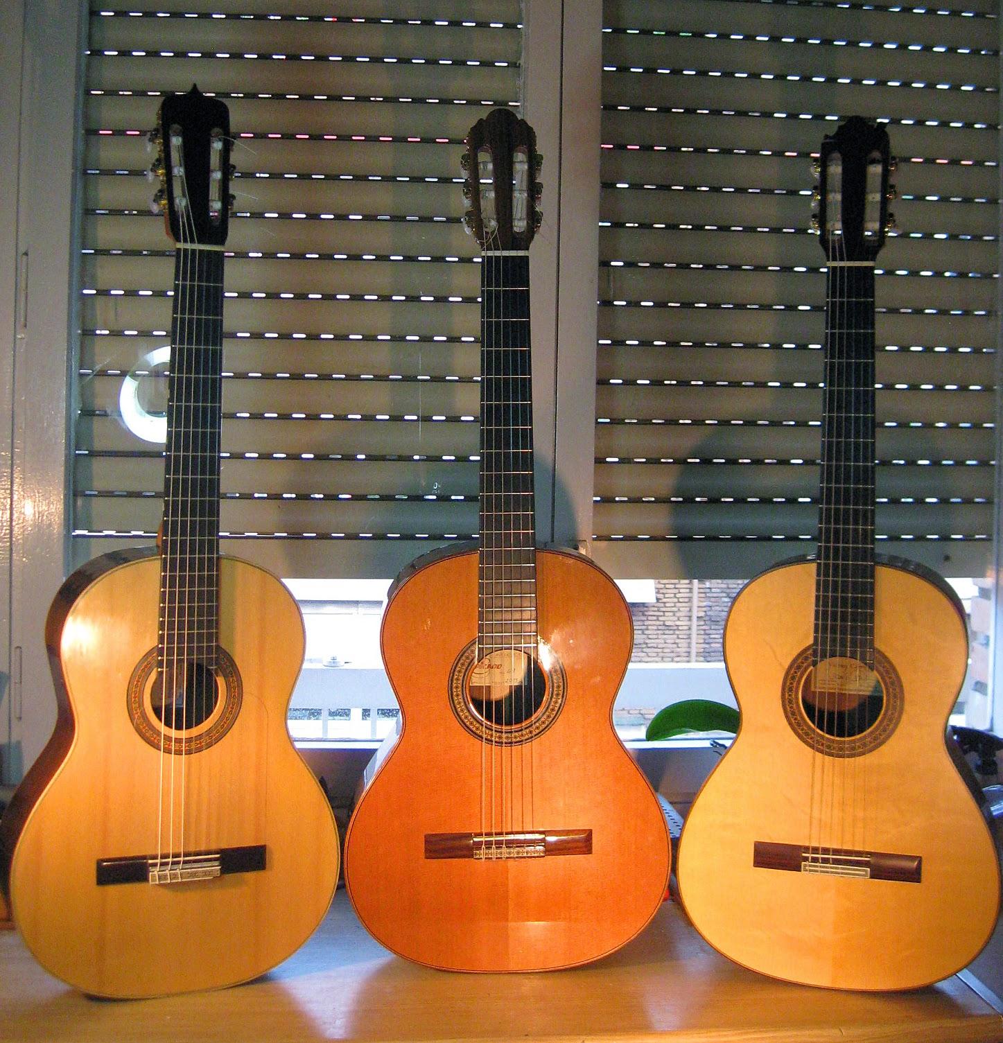 Cithara hispanica : Tres guitarras, tres voces: El efecto de las ...