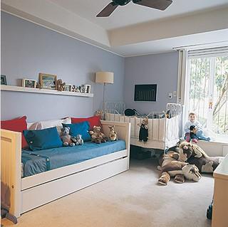 Amoblamiento integral para el hogar c mo decorar un - Habitacion nino 3 anos ...
