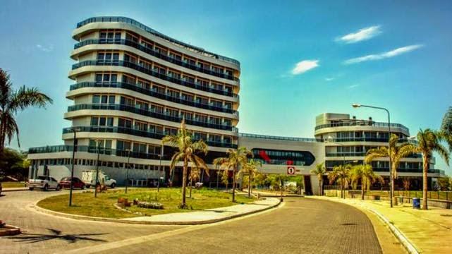 Se inaguró hotel en Homenaje a Juan Manuel Fangio en Termas de Rio Hondo