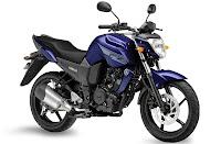 2013 Yamaha FZ16 Brute Blue