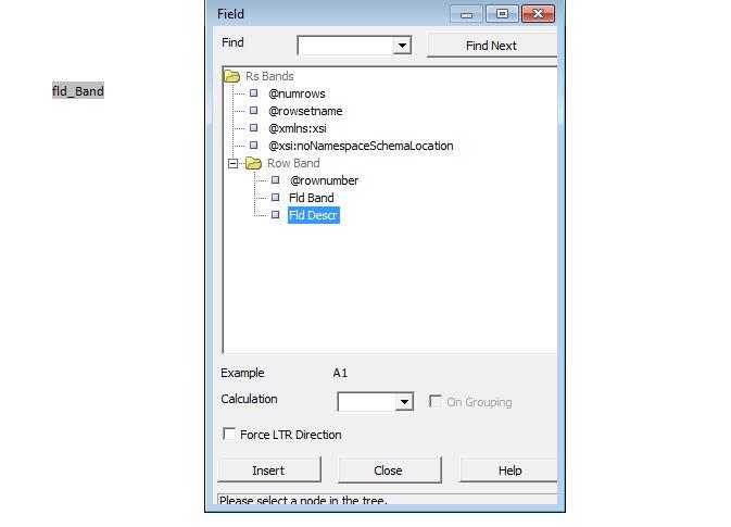 Basics in PeopleSoft: BI Publisher: Basics in creating a RTF template