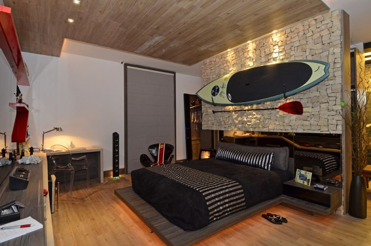 decoracao alternativa e barata para quarto:Décorer: Super descolado para um dono mais descolado ainda =)