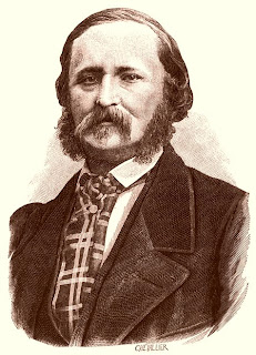 Biografi Édouard-Léon Scott de Martinville Penemu Alat Perekam Suara