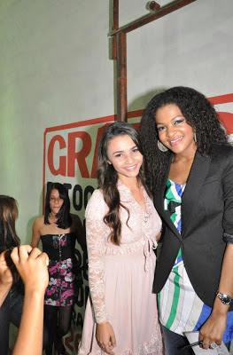Francielle Miranda e Jamily