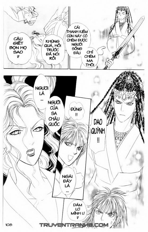 Đôi Cánh ỷ Thiên - Iten No Tsubasa chap 16 - Trang 9