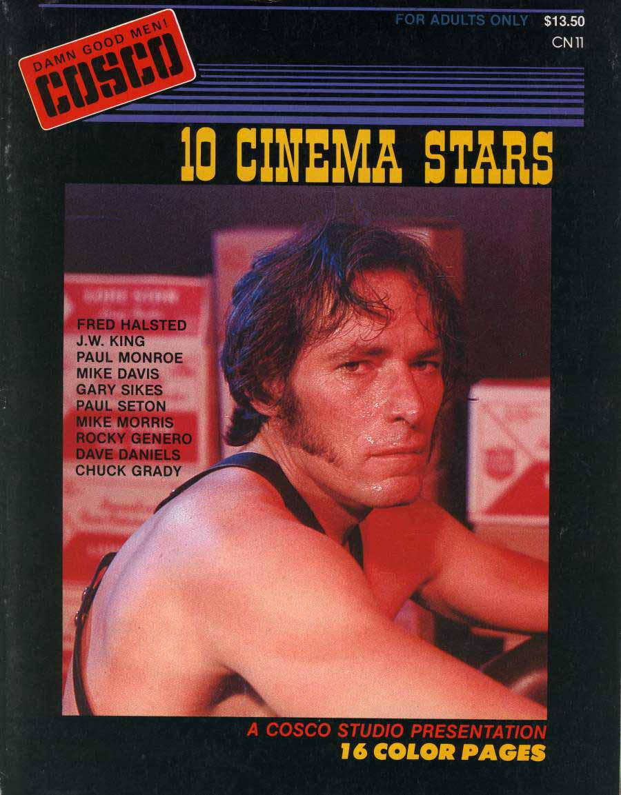 10 Cinema Stars Cover Front