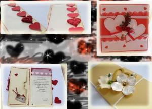 Surpresa a distancia - envelopes de desejo