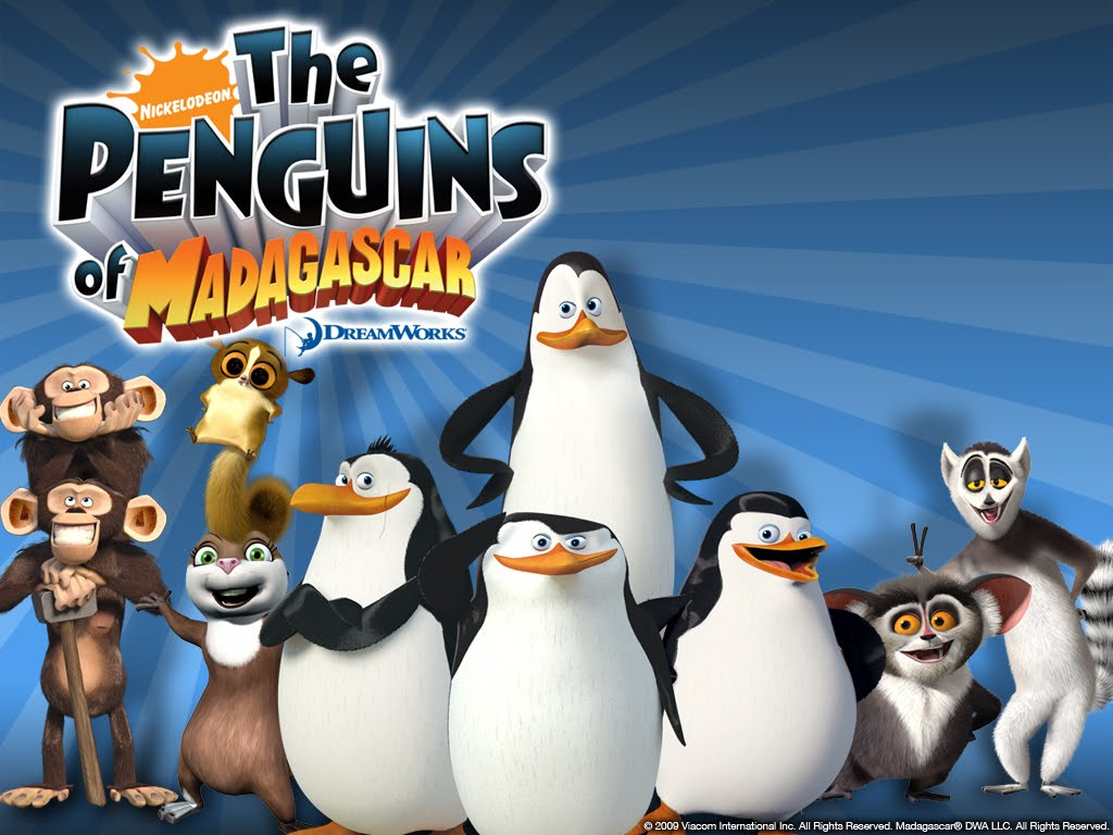 The Penguins of Madagascar Nickelodeon Series