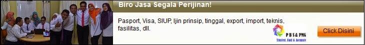 PT. PBS - Jasa Perijinan Pasport, Visa, SIUP, Ijin tinggal, export, import, fasilitas, dll.