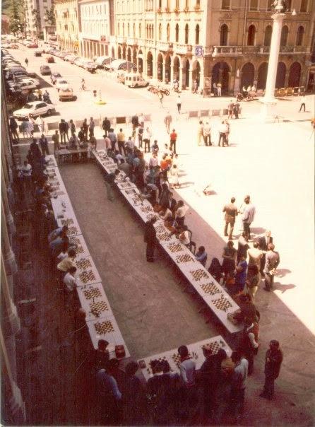 SIMULTANEA nel 1980 ad Arzignano