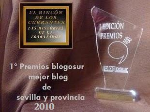 MEJOR BLOG DE SEVILLA Y PROVINCIA