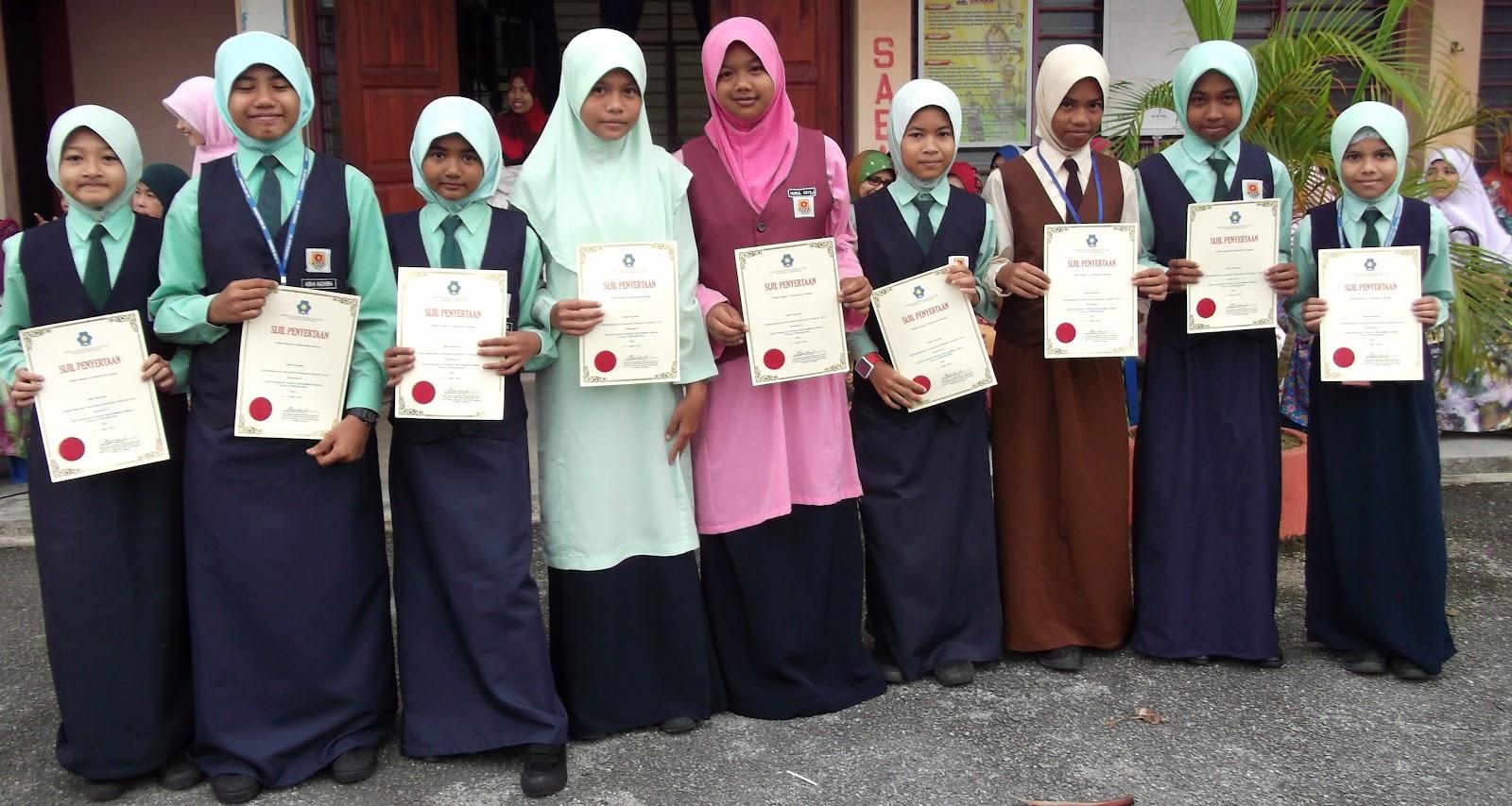 Sekalung tahniah diucapkan kepada semua peserta perkhemahan Pandu