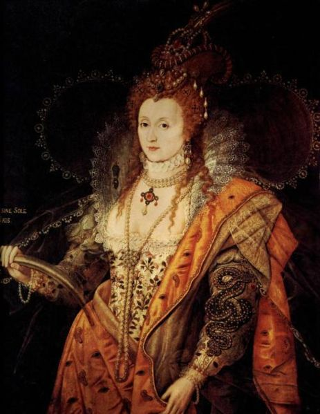 queen elizabeth 1 portrait. Portraits of Queen Elizabeth I