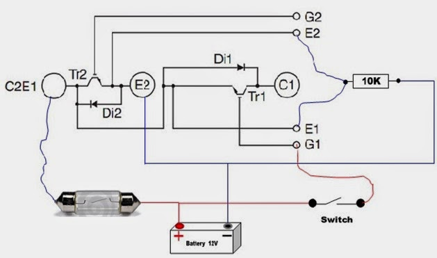 igbt wiring diagram c2e1 e2 c1   30 wiring diagram images