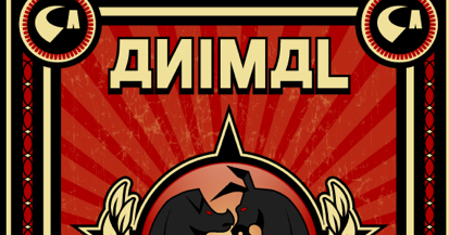 animal farm comparison of the animal Animal farm: comparison between novel and film a lot of comedy was incorporated within the film and much of this was within the bedroom scene between mr jones and mrs pilkington the book.