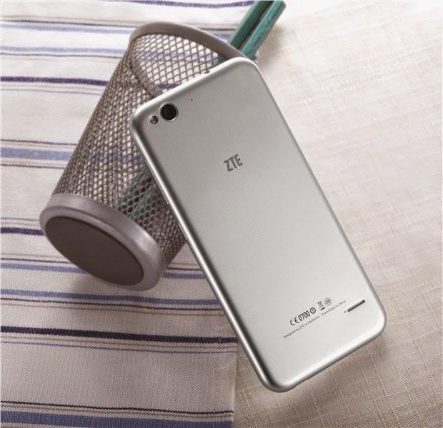 Hp Android Terbaru mirip Apple Iphone 6 Plus, ZTE Blade S6 Unggulkan Kamera dan Hardware
