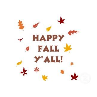 happy fall clip art cliparts