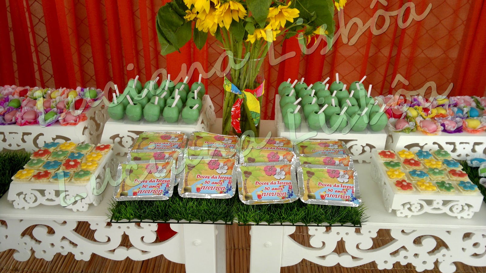 decoracao festa tropical:FESTA TROPICAL