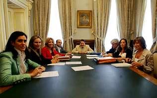 Constitución Consello de Administración de Incolsa