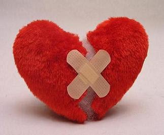 kırık kalp, kalp, aşk