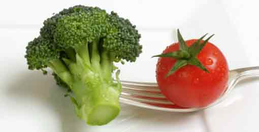 Benefits of Tomatoes and Broccoli to Deadly Cancer Cells