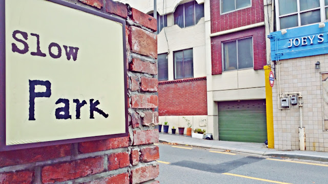 Slow Park (슬로우파크) Restaurant and Cafe | www.meheartseoul.blogspot.com