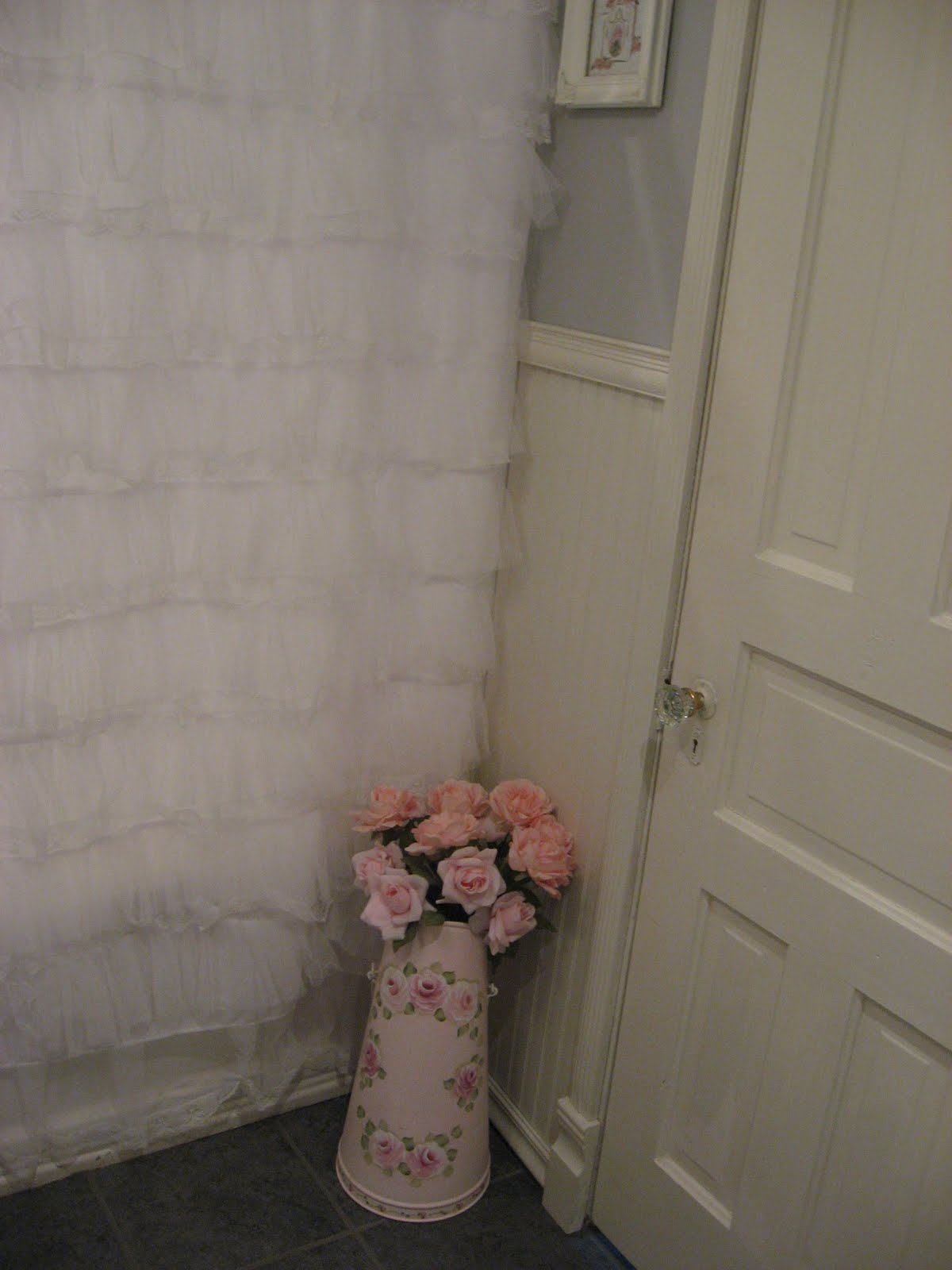 Bathroom+Makeover+002.JPG (1200×1600) | *♡SHABBY CHIC ...