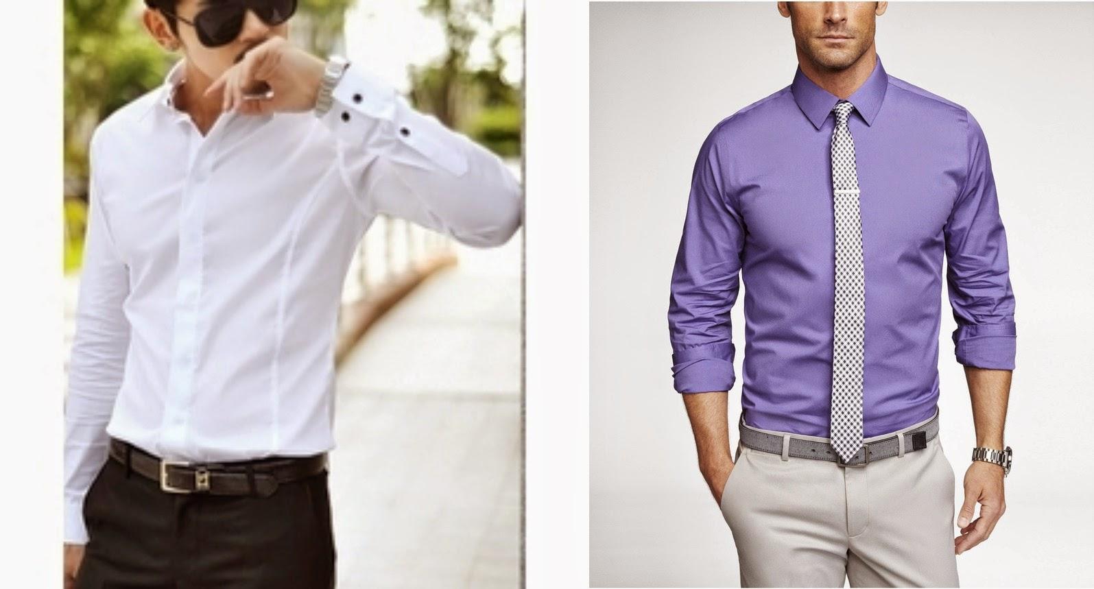Asian men clothes