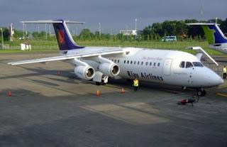 Pesawat Riau Air