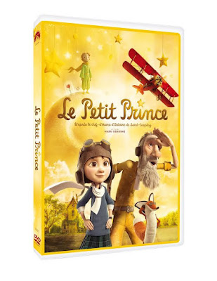 Le Petit Prince en DVD, Blu-ray, Blu-ray 3D et Digital HD
