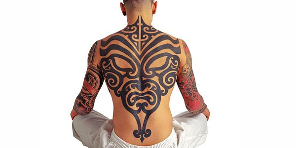 Back Body Tattoo Designs
