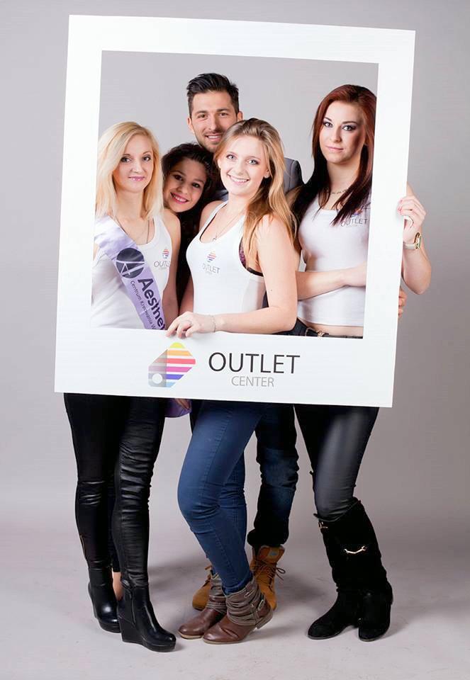 hostessy, hostessa, Katarzyna Jankowska, Lublin, Outlet Center Lublin, otwarcie, Aesthetic, Markiewicz Studio