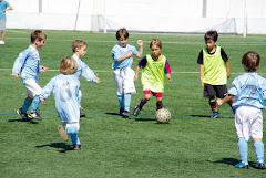 Casteller i futbolero