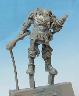 Forgeworld Imperial Enforcer Body