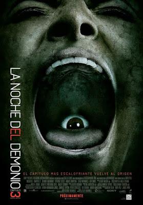 Insidious 3: La Noche del Demonio 3 (2015) DVDRip Español Latino