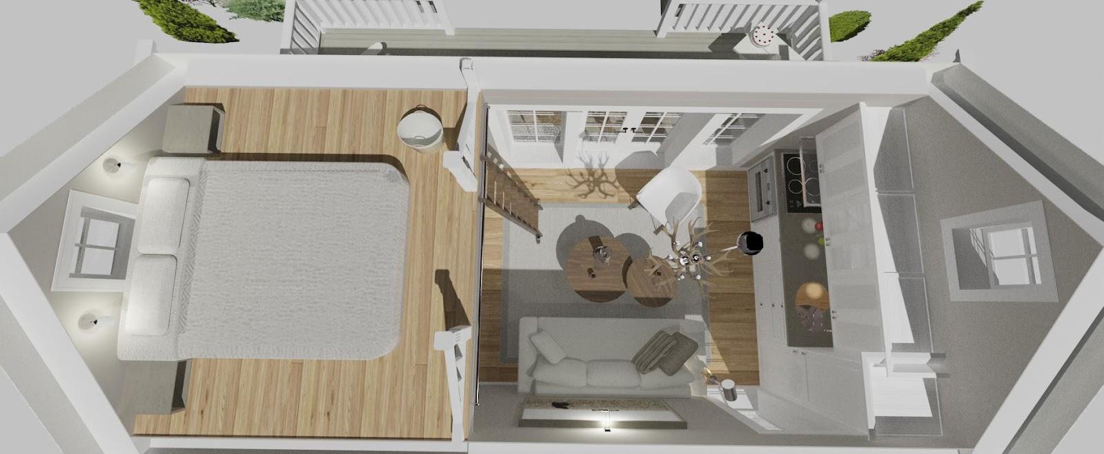 Den Vita Drömgården: EWA - ett nytt Attefallshus i Attefallhusfamiljen